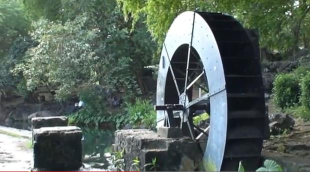 Le moulin à eau Saint Paul
