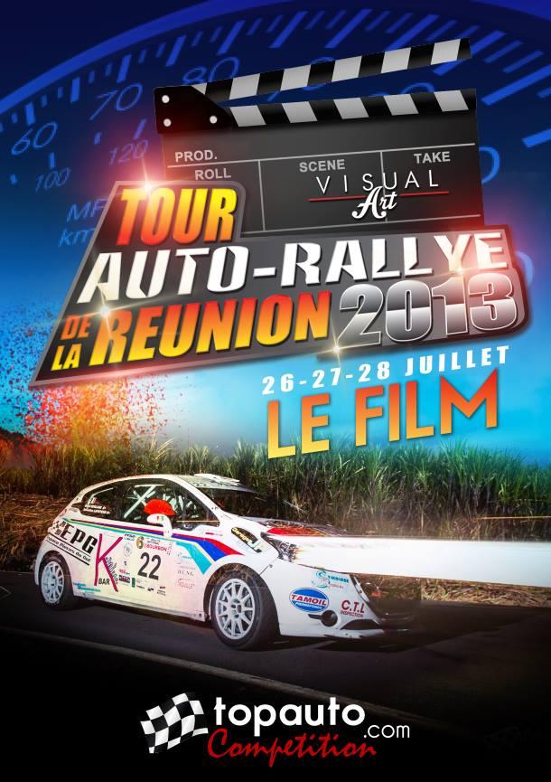 Tour Auto-Rallye 2013 de la Réunion – Le Film : Extrait