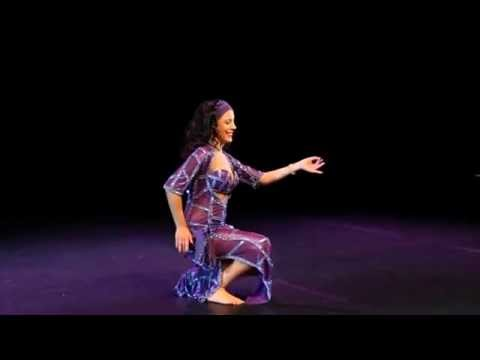 Acia Legras : Spectacle «WARDA EL MALAYKA»