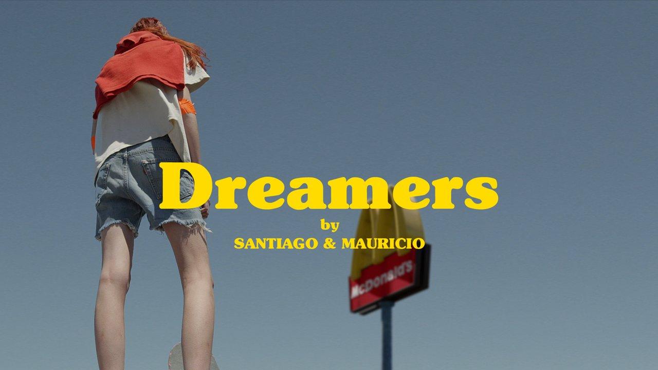 Pauline Hoarau dans le court métrage «Dreamers»