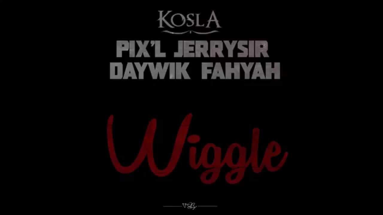 TU C KI C (Wiggle Romiks) – Kosla Feat. Daywik Fahyah, Jerry Sir & Pix'L