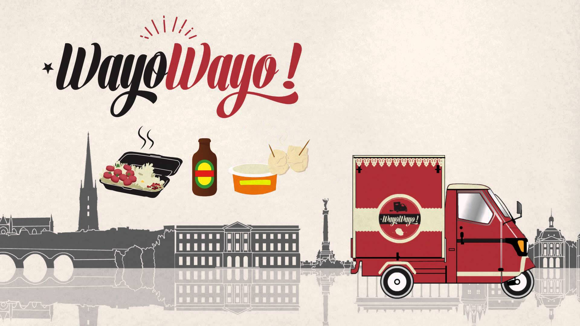 Wayo-Wayo, le projet de Food truck à Bordeaux