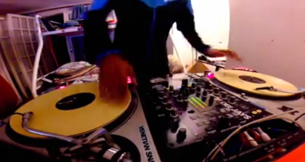 Le DJ réunionnais Da Skill fait le buzz avec sa vidéo mix