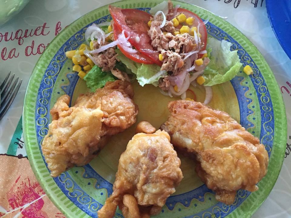 Riz la viande recette de la r union en image by koi i for Koi y mange zordi