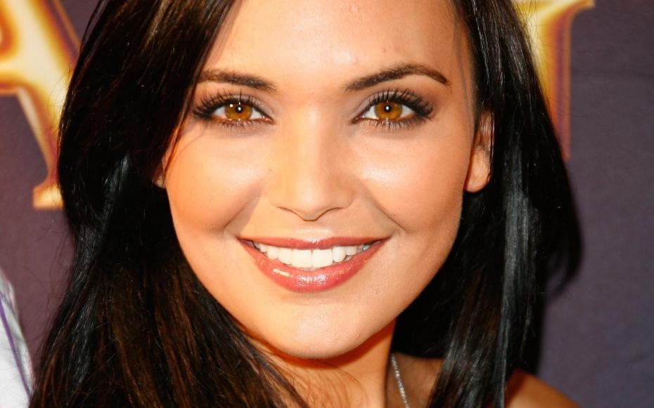 Val��rie B��gue, la belle tahitienne du jury de Miss France 2015