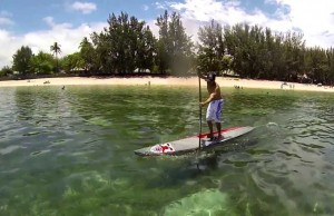 Walk on water | Stand Up Paddle Réunion
