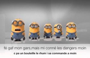 blême – la parodie en créole du titre Carmen de Stromae