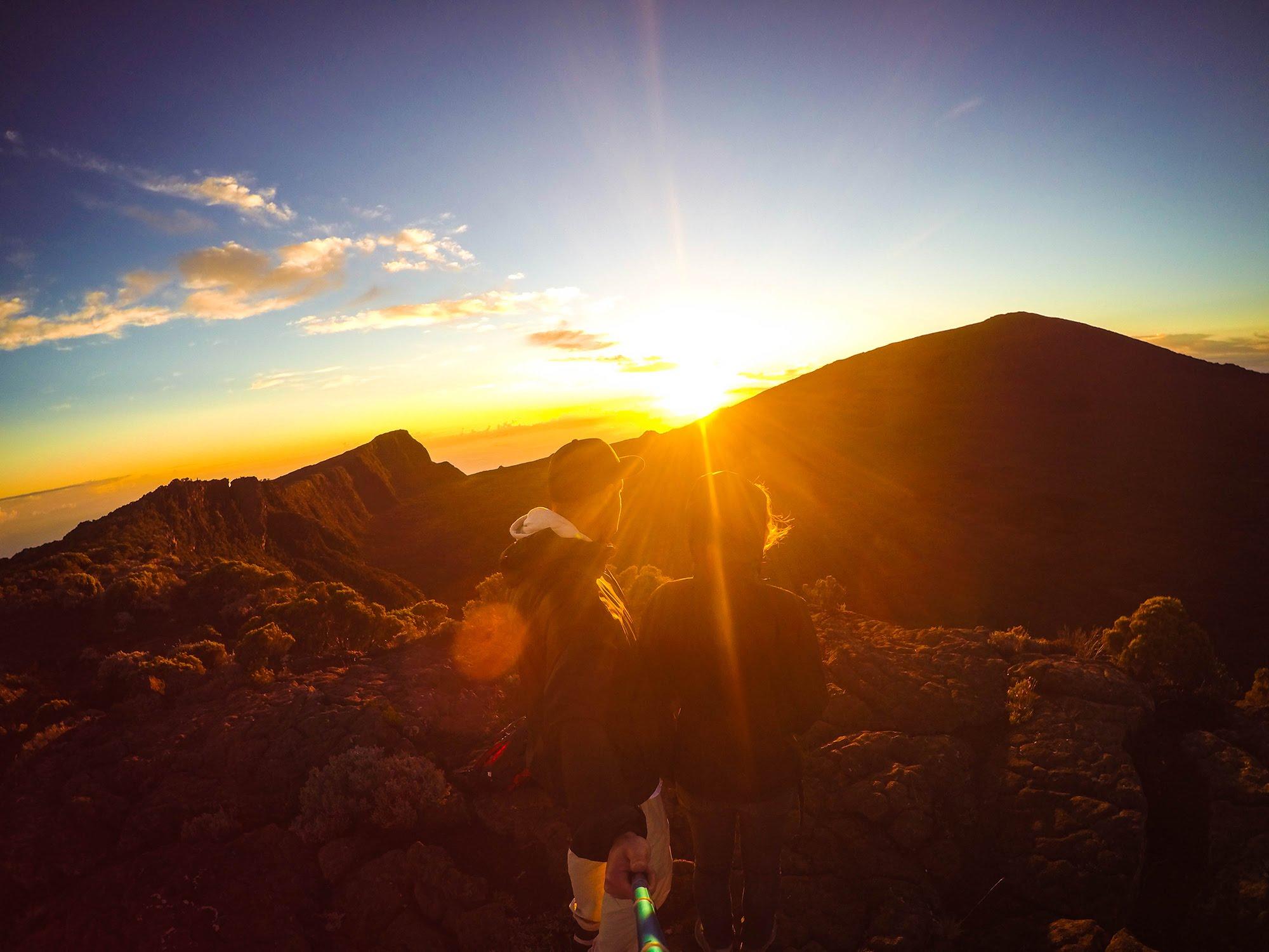 Reunion adventure, une Vidéo d'un Voyage à la Réunion + GoPro
