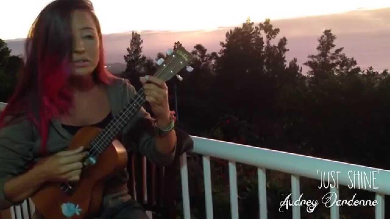Just Shine, avant-goût du nouvel album d'Audrey Dardenne