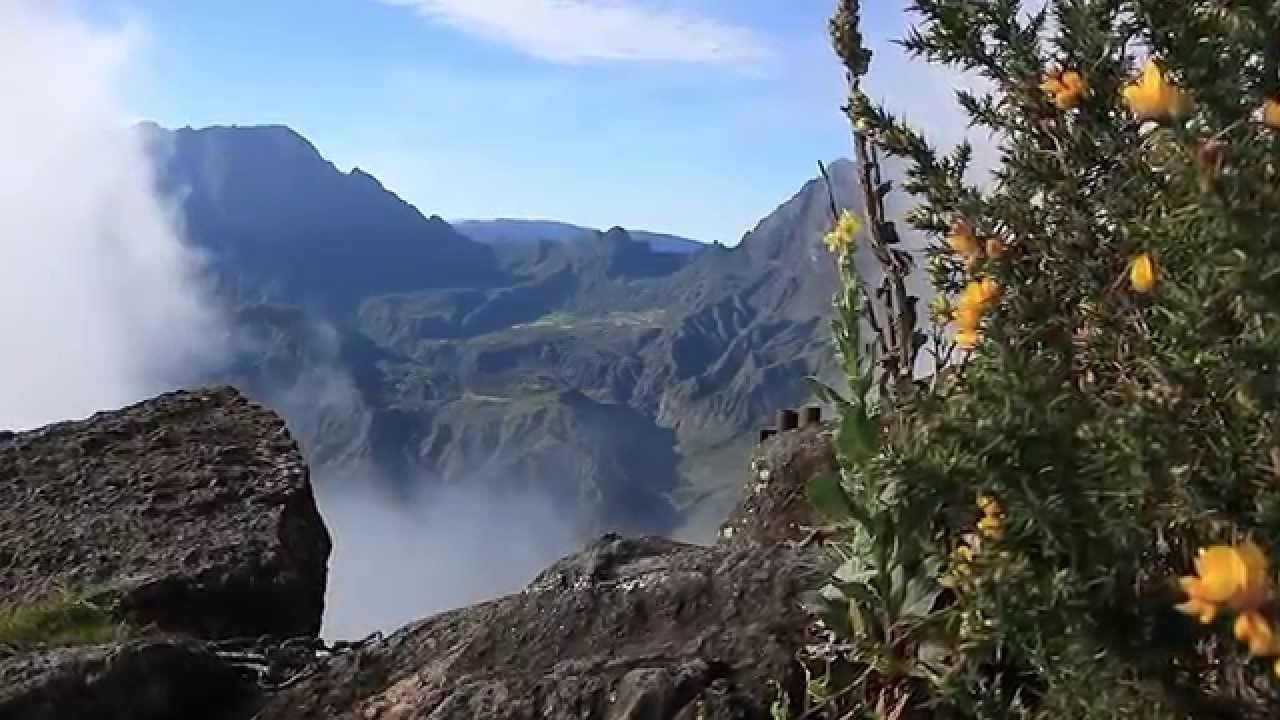 Plein air à l'île de La Réunion – Vidéo