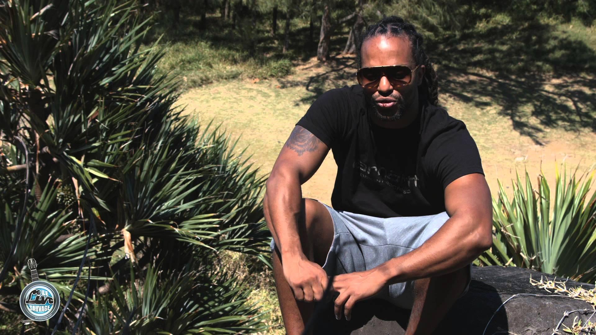 Blacko en Live Sauvage à la Réunion