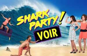 SHARK PARTY : La nouvelle collection femme by Pardon