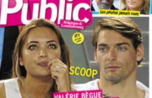 Valérie Bègue et Camille Lacourt : ils ont rompu !