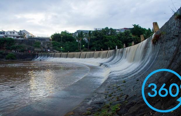 Video 360° Ravines en crue à la Réunion