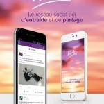Partaz, l'application péï d'entraide et de partage