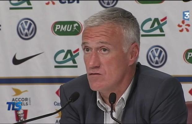 Retour de Dimitri Payet en Équipe de France