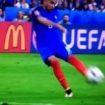 Vidéo : le but de Dimitri Payet qui fait gagner l'équipe de France | France- Roumanie