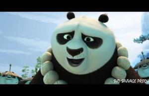 Parodie 974 de Kung Fu Panda