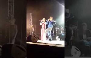 Vidéo : quand Didier Robert chante sur scène!