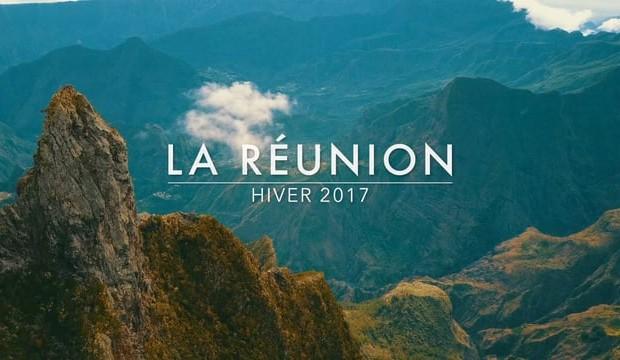 Vidéo : La Réunion Hiver 2017