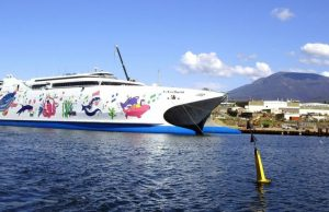 cruise line océan indien