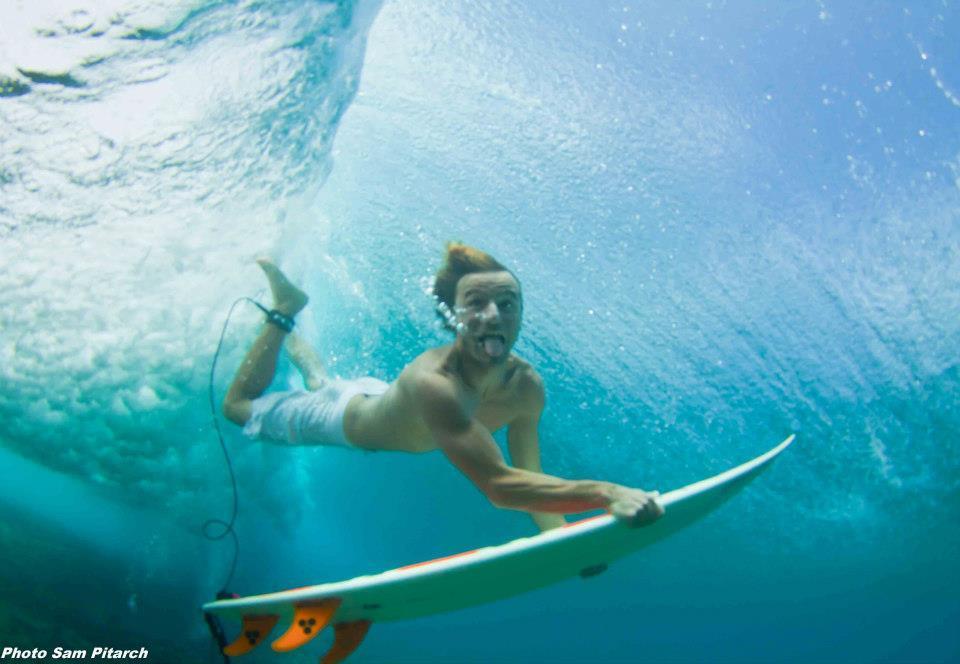 Surf is still alive in Reunion