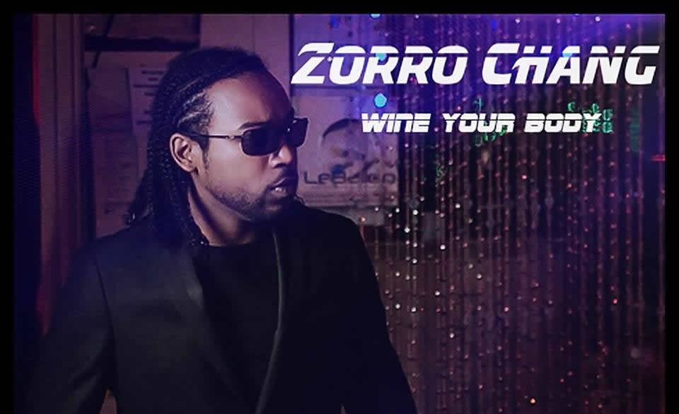 clip Wine Your Body zorro chang