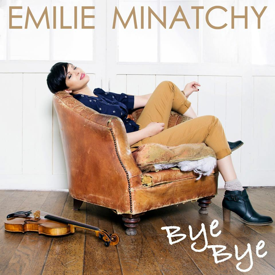 emilie minatchy sortie single bye bye