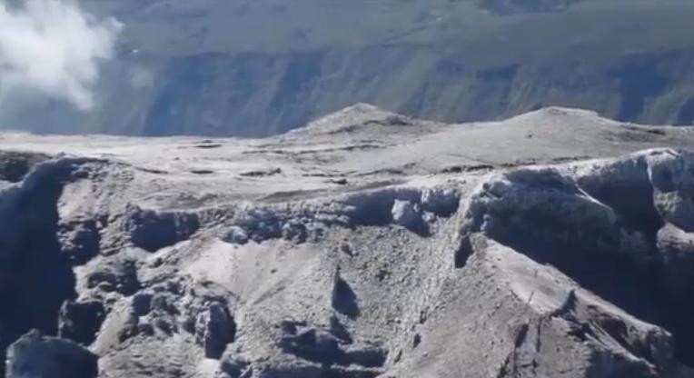 neige Réunion neige piton des neiges