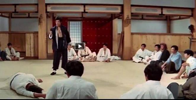 Bruce Lee 974 PARODIE 974