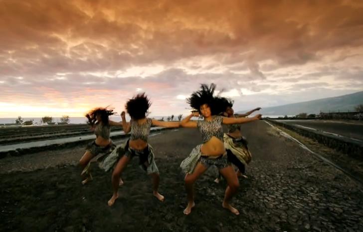 New Generation - Balance sa pou mwin (Dancehall queen) [Clip officiel]