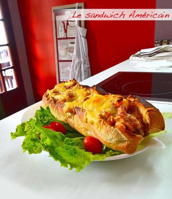 sandwich american bouchon recette reunion
