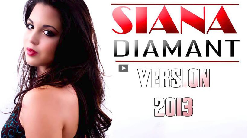 siana cover diamond rihanna