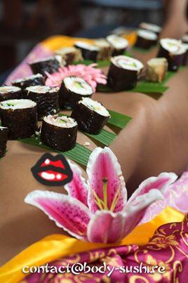 body sushi réunion