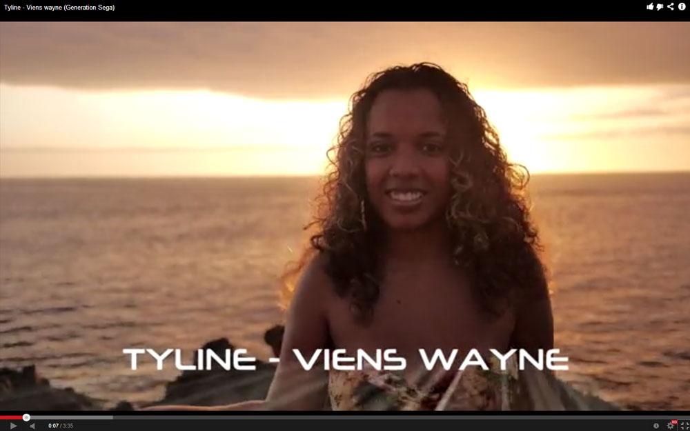Tyline - Viens wayne (Generation Sega)