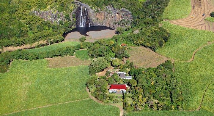 cascade Niagara Réunion