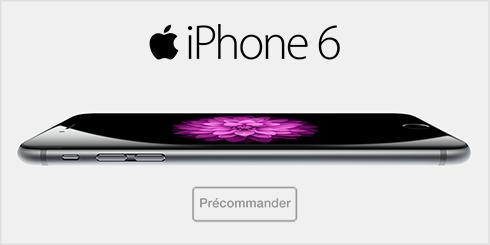 iphone 6 ET 6+ EN précommande sfr reunion