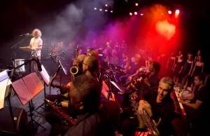 EMA Orchestra & Danyel WARO au Séchoir