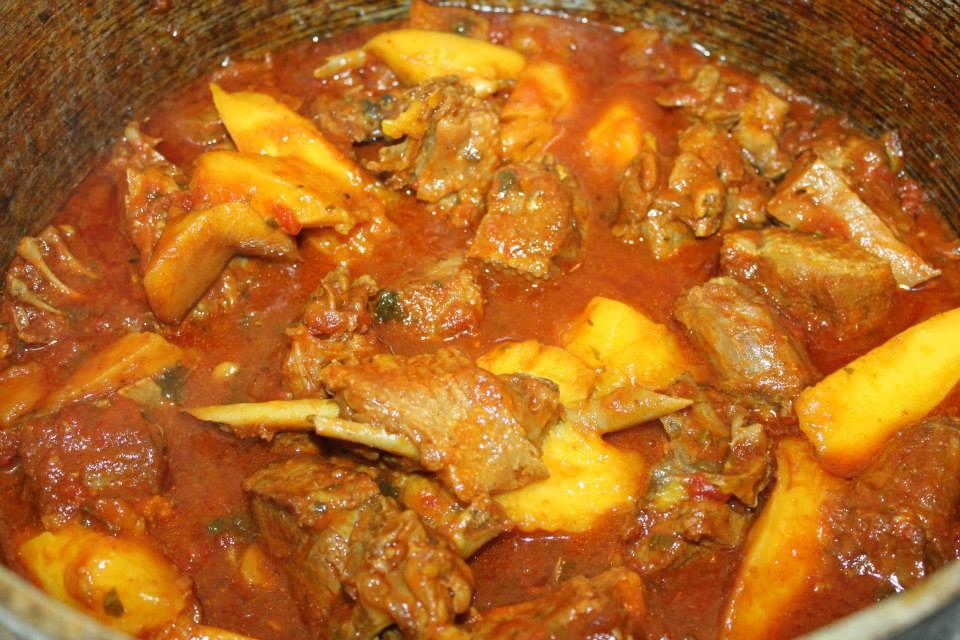 canard mangue