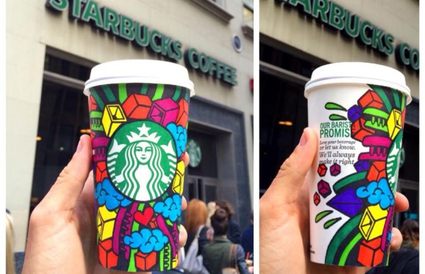 Quand vast rencontre un caf starbucks new york for Un re a new york