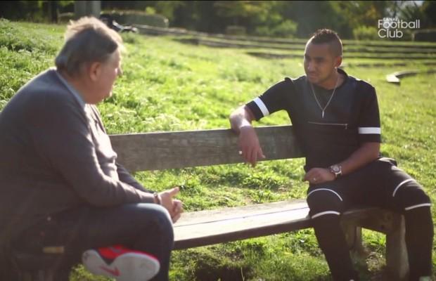 vidéo Interview Dimitri Payet