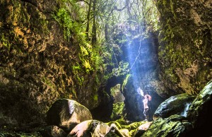 grotte enchantee de la reunion et secrete